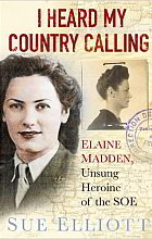 image of book I Heard My Country Calling by Sue Elliott