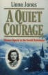 Book cover for A Quiet Courage