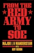 Book cover for From the Red Army to SOE