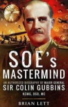 image of book SOE's Mastermind by Brian Lett