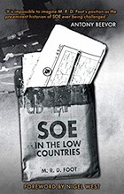 image of book SOE in the Low Countries by M.R.D. Foot
