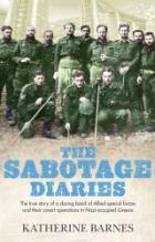 image of book The Sabotage Diaries by Katherine Barnes