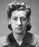 image of SOE agent Denise Bloch