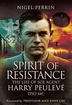 Spirit of Resistance book front cover